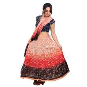 Cotton Lehenga Choli