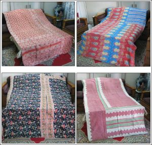 HANDMADE REVERSIBLE QUILTS