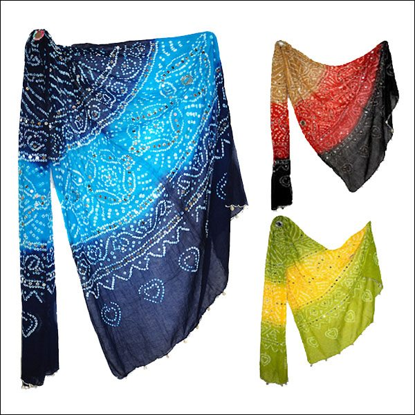 COTTON DUPATTA STOLE
