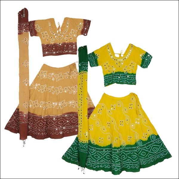 LEHENGA CHOLI FOR KIDS