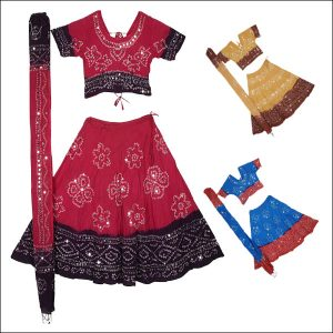 GHAGRA CHOLI FOR KIDS