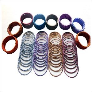 FASHION THREAD BANGLES