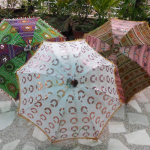 INDIAN VINTAGE UMBRELLAS
