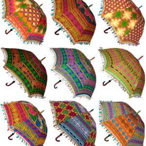 Designer Fashion Beach Umbrellas