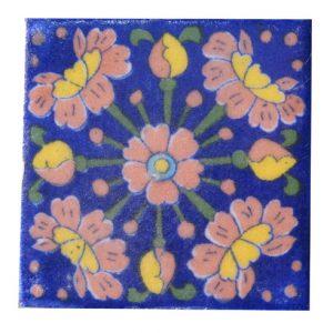 Exclusive Blue Pottery Tiles