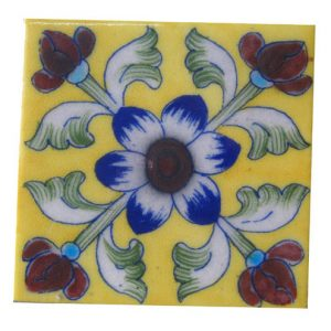 BEST BLUE POTTERY‎ TILES