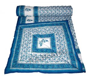 NEW COTTON HAND BLOCK QUILTS