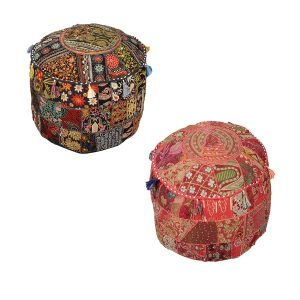 EXCLUSIVE OTTOMAN OR POUF
