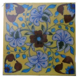 HANDMADE KITCHEN DECOR TILES