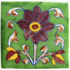 Handmade Rajasthan Pottery Tiles