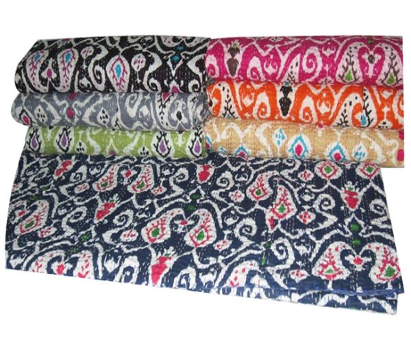 Handmade Indian Cotton Quilts