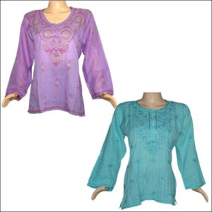 LADIES TUNIC TOPS KURTI