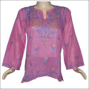 ELEGANT COTTON TUNIC