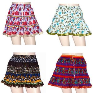 HANDMADE MINI SKIRTS