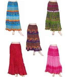 ETHNIC LONG SKIRTS