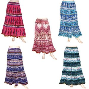 FASHION LONG SKIRTS