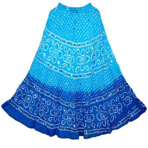 BANDHANI SKIRTS LOT