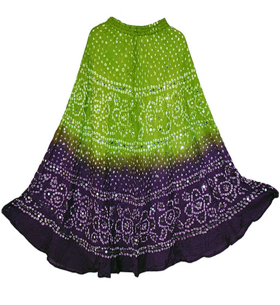 INDIAN TRADITIONAL SKIRTS