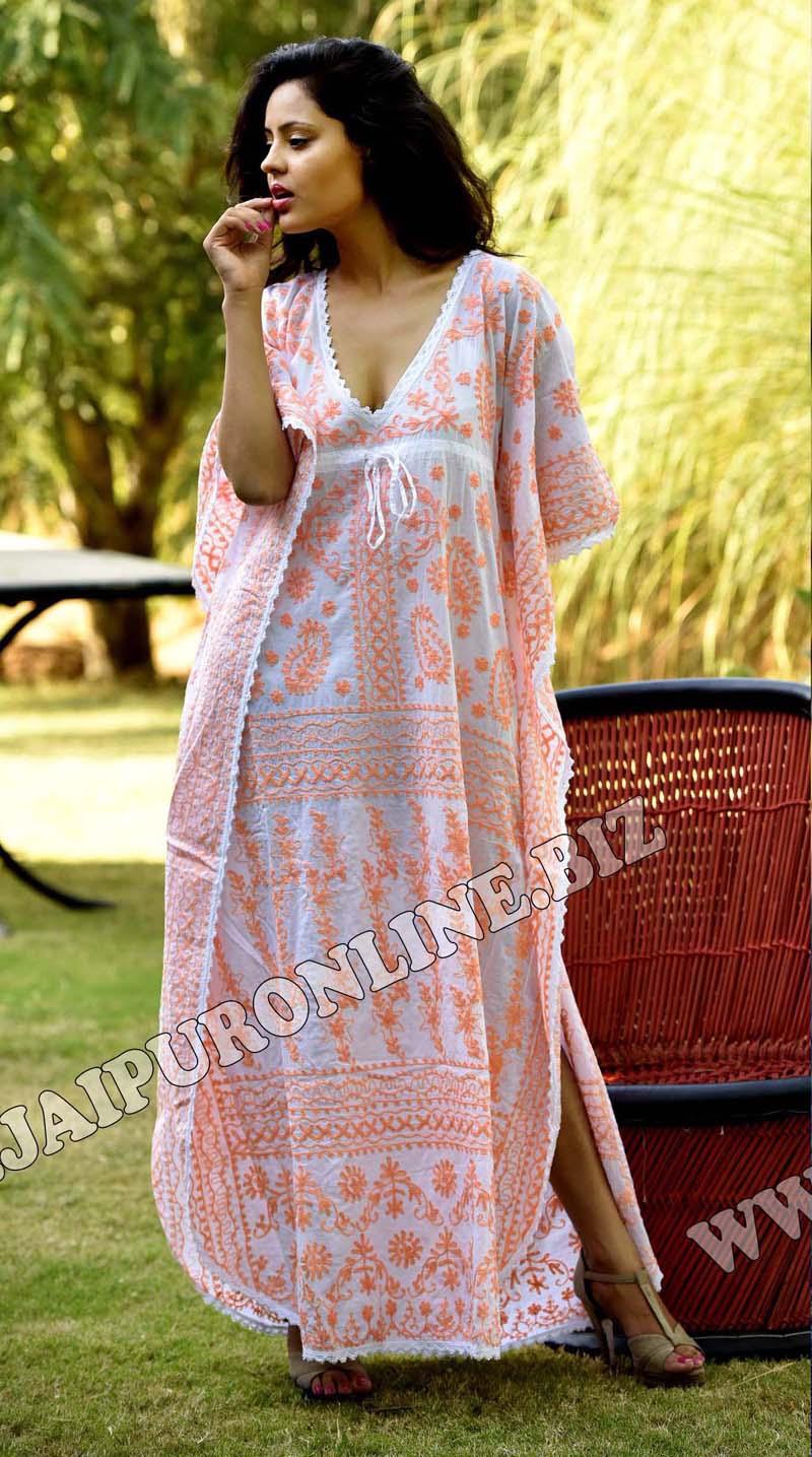 6fe2327c3e Beachwear Beach Kaftan Dress For Women's