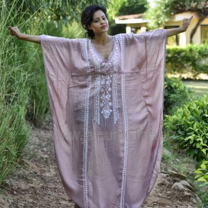 Women Beach Poncho Kaftan