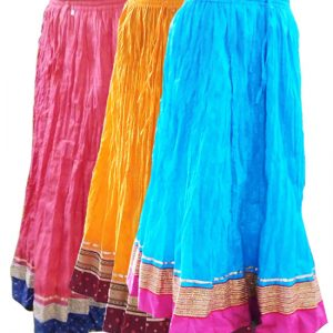 INDIAN LEHENGA SKIRTS