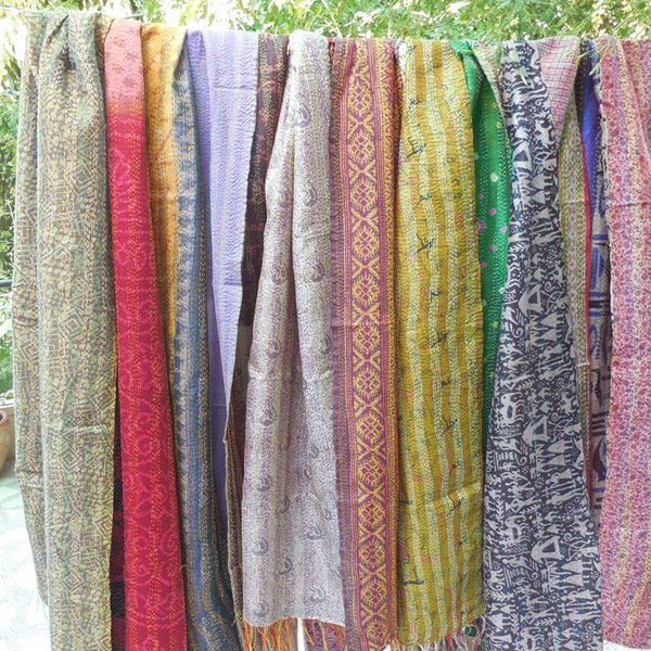 FASHION KANTHA STOLES