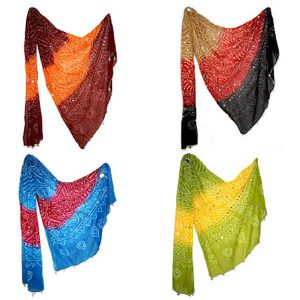 SEQUINS WORK DUPATTAS