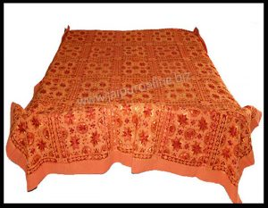 INDIAN 2 BEDSPREAD SET