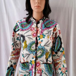 ADORABLE KANTHA JACKET