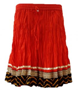 DESIGNER SHORT SKIRT