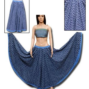 COTTON LEHENGA SKIRT