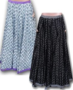 GHAGRA SKIRTS FOR LADIES