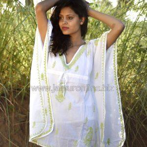 Short Kaftan Beach Dress