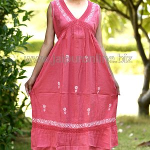LONG DESIGNER GOWN TUNIC