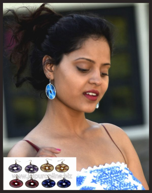 GIRL'S FASHION EARRINGS