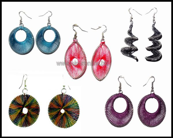 COLORFULL EARRINGS