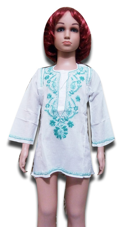 KIDS COTTON TUNIC/TOP
