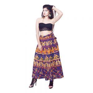 Cotton Designer Long Skirts
