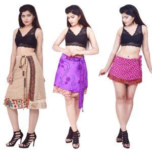 Beach Coverup Wrap Skirt