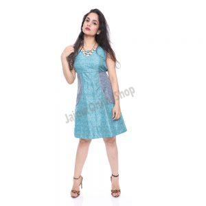 Summer Beautiful Sari Wrap Dresses
